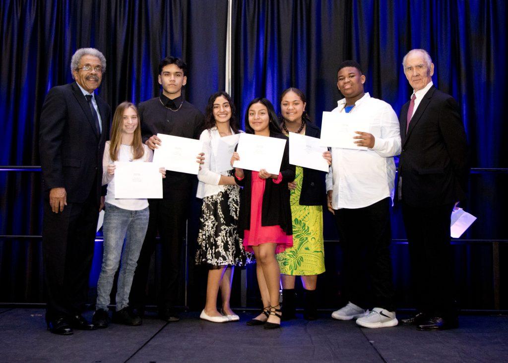 2019 essay winners