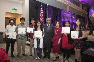 2020 MLK Essay Contest Winners